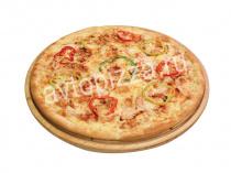 Пицца Цыпа на тонком тесте