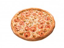 Пицца Весёлая креветка 33 см на толстом тесте