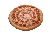 Пицца Пепперони 33 см на толстом тесте