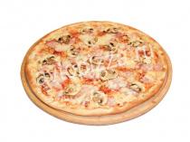 Пицца Ням-Ням на толстом тесте
