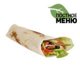 Тортилья - ролл с овощами