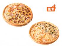Пицца-сет «Хитовый»