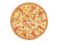 Пицца Дора 33 см на тонком тесте
