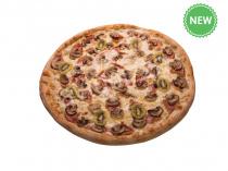 Пицца Киви 33 см на тонком тесте