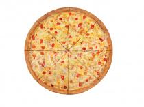 Пицца Цыпа 33 см на тонком тесте
