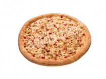 Пицца Цыпа 33 см на толстом тесте