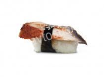 Суши с копченым угрем