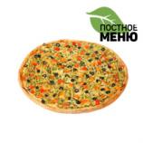 Пицца Мозаика 33см на тонком тесте