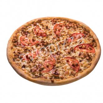 Пицца Ницца 33 см на толстом тесте