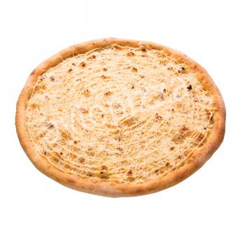 Пицца Сыр-сыр 33 см на толстом тесте