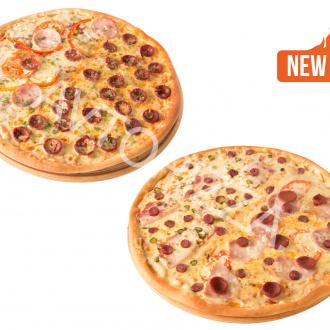 Пицца-сет «Мясной»