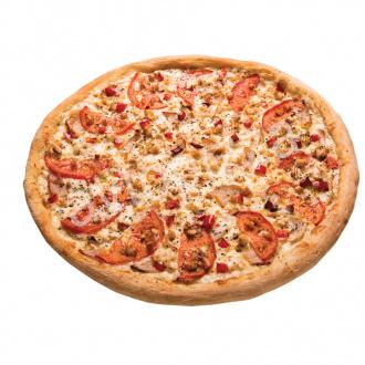 Пицца Дора 33 см на толстом тесте