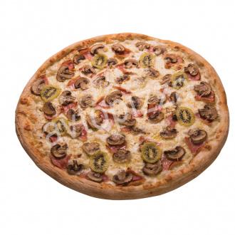 Пицца Киви 33 см на толстом тесте