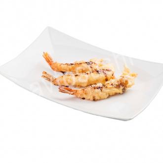 Shrimps tempura (9 pcs.)