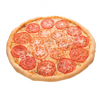 Пицца Дабл Чиз Маргарита 33 см на тонком тесте