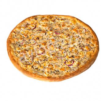 Пицца Ирония судьбы 21 см на толстом тесте
