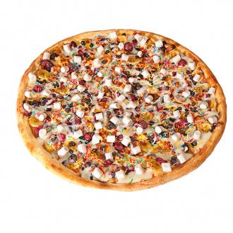 Пицца Фейерверк 21 см на толстом тесте