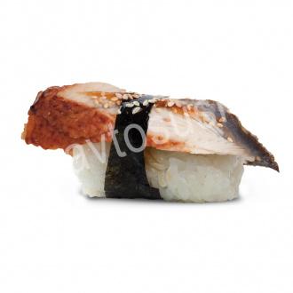 Суши угрем
