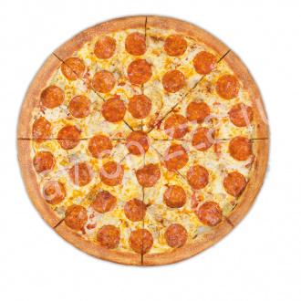 Пицца Змей Горыныч 33 см на тонком тесте