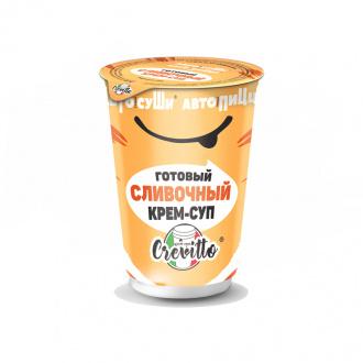 Сливочный крем-суп