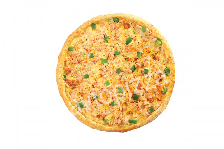 Пицца Томатная ветчина 33 см