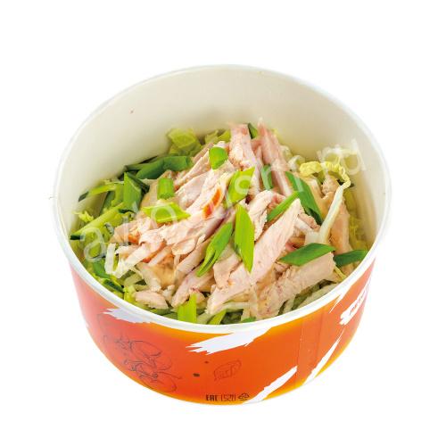 Chicken Freestyle Salad