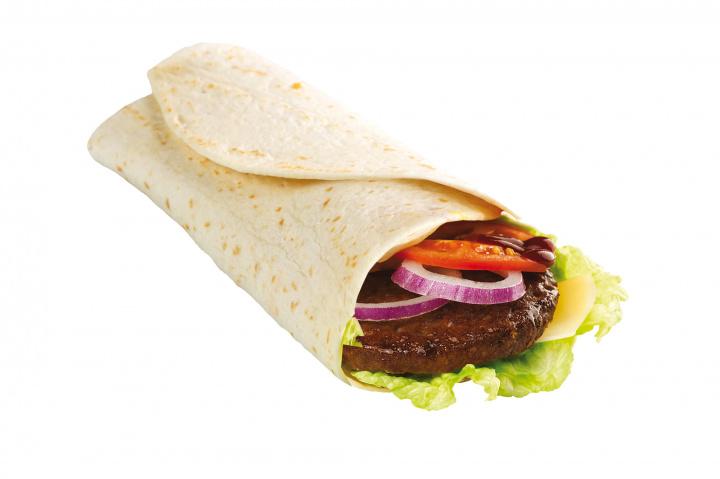 Тортилья-ролл с говядиной