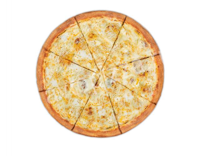Пицца Сыр-Сыр 33 см