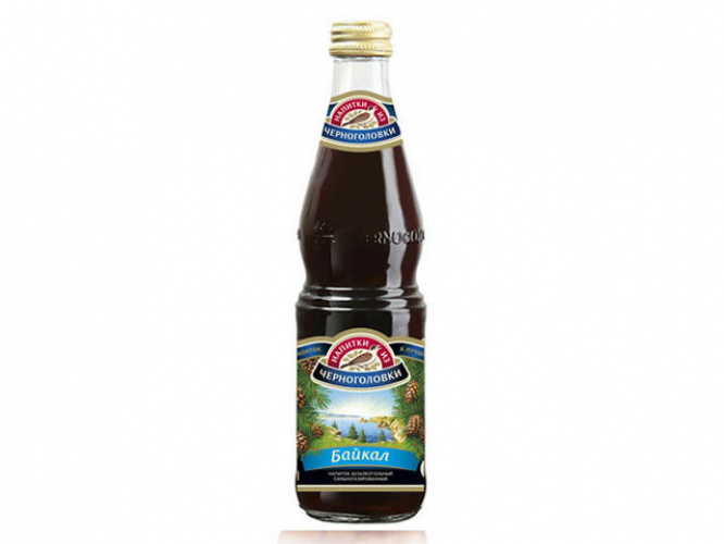 """Drinks from Chernogolovka """"Baikal"""""""