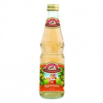 Напитки из Черноголовки Лимонад Буратино