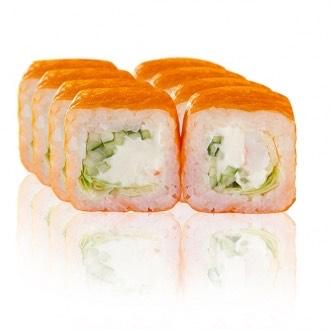 Big sushi rolls