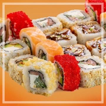 Rolls/Sushi/Sets