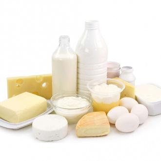 Молочные и жировые продукты