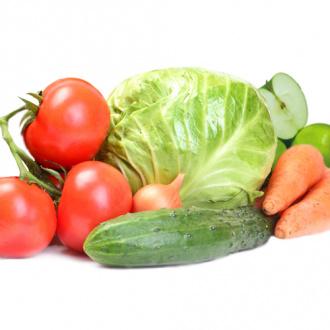 Овощи и фрукты свежие