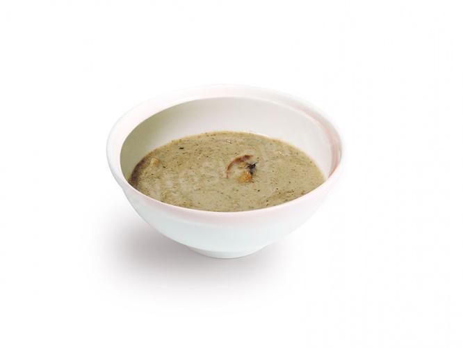 Крем-суп грибной с шампиньонами