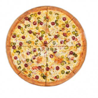 Пицца Остро-пестрая 33 см