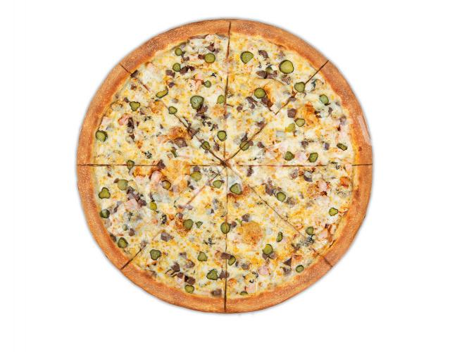 Пицца Мясной сыр 33 см