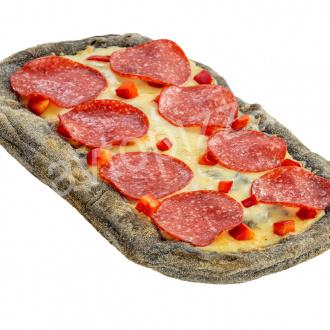 Пицца Чёрная салями