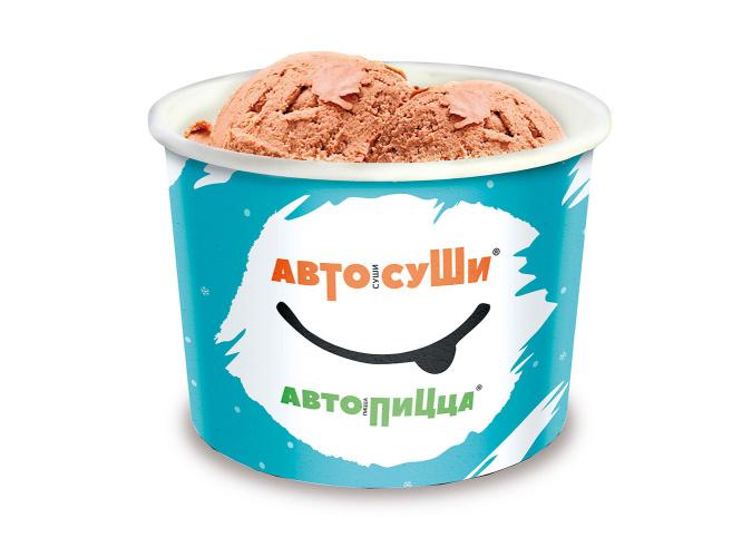 Мороженое шоколадное 70г