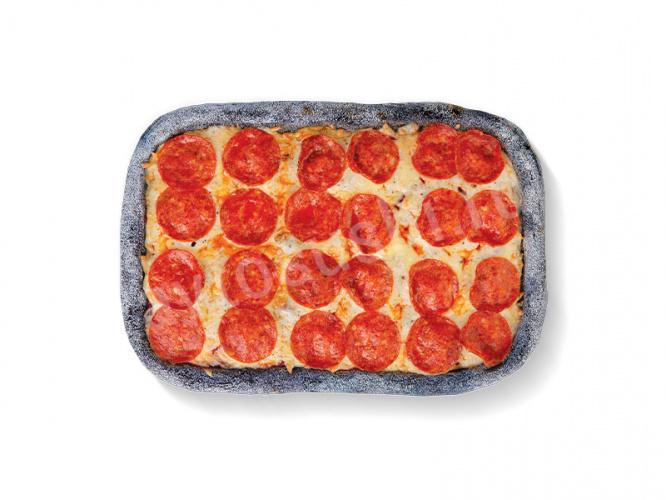 Пицца Чёрная пепперони