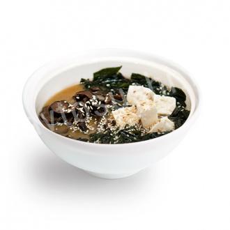 Суп Мисо с шиитаке