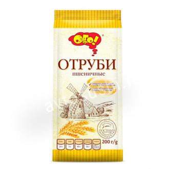Отруби пшеничные ОГО 200г