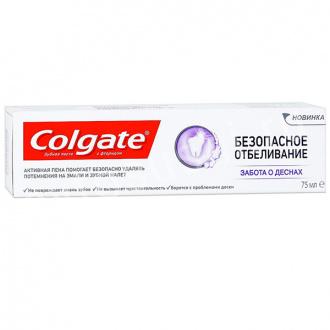 Паста зубная COLGATE отбел 75мл