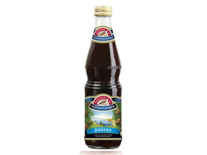 Напитки из Черноголовки Байкал