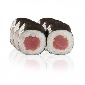Small sushi rolls